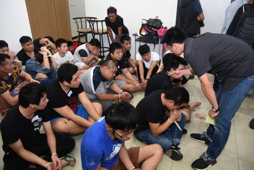Ini Modus Penipuan Siber Yang Dilakukan Puluhan Wn Cina