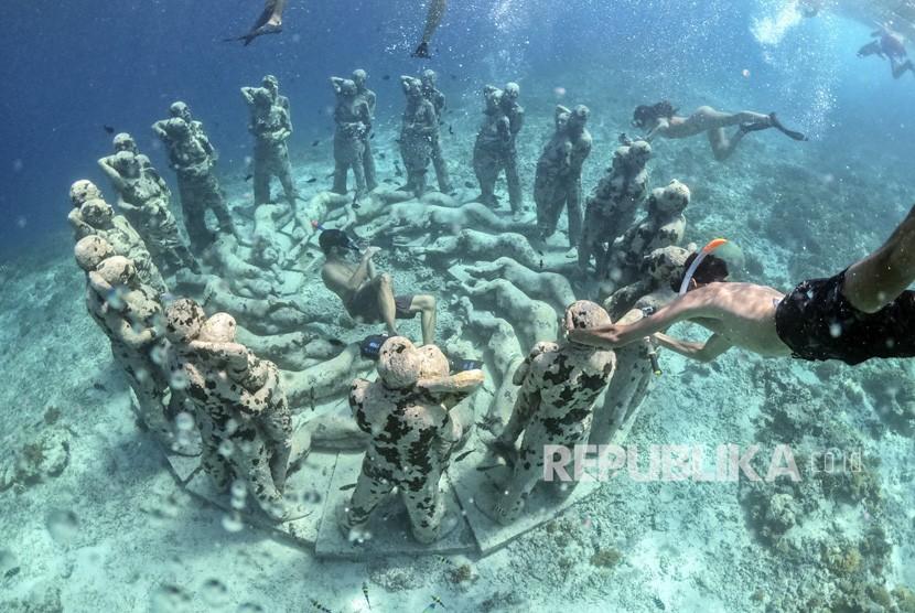 Gili Meno Pulau Wisata Lombok Yang Ramah Keluarga