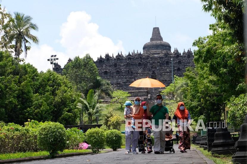 'Jejak Peradaban' Candi Borobudur merupakan satu dari lima wisata super prioritas.
