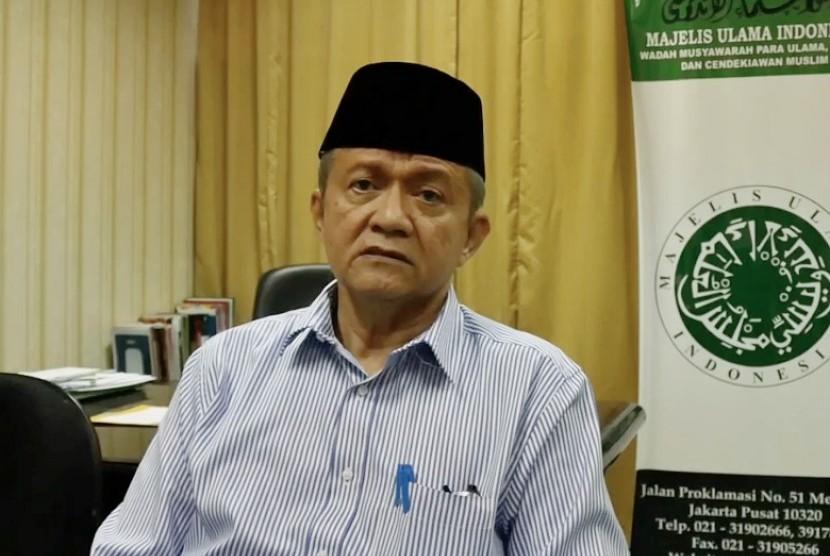 Sekertaris Jenderal Majelis Ulama Indonesia Anwar Abbas