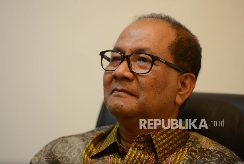 Sekjen Komisi Pemilihan Umum (KPU), Arief Rahman Hakim.