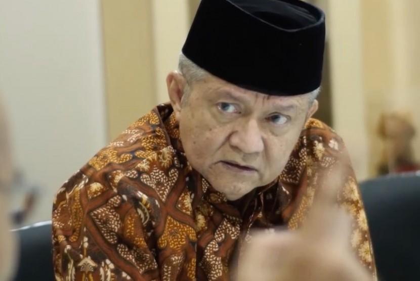 Wakil Ketua Umum MUI, Buya Anwar, meminta semua pihak ambil pelajaran kasus penistaan agama