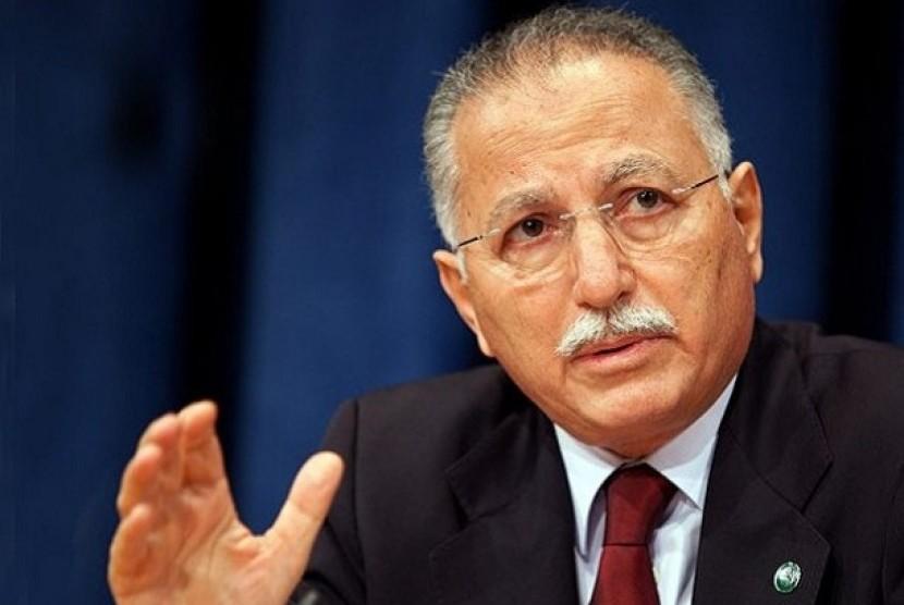 Sekjen OKI, Profesor Ekmeleddin Ihsanoglu.