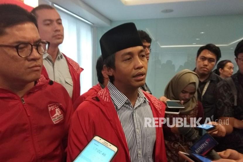 Sekjen Partai Solidaritas Indonesia (PSI) Raja Juli Antoni