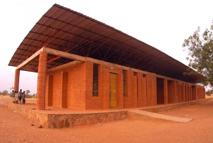 Sekolah di Burkina Faso