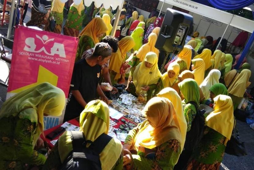 Sekolah Wirausaha Aisyiyah (SWA).