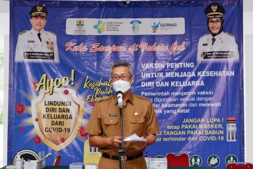 Sekretaris Daerah Kota Cirebon Agus Mulyadi.