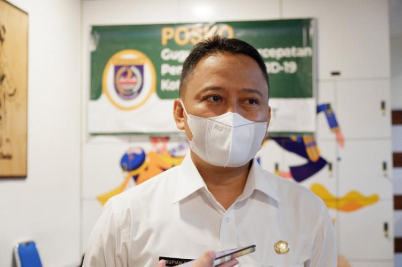 Sekretaris Daerah (Sekda) Kota Depok, Supian Suri.