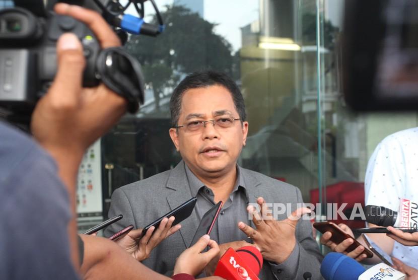 Sekretaris Jenderal DPR Indra Iskandar