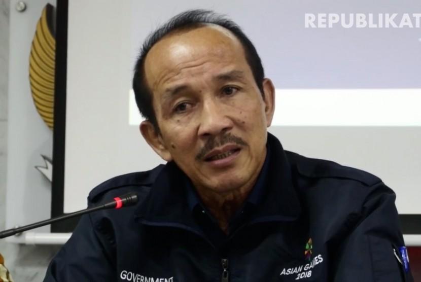 Sekretaris Jenderal Inasgoc, Eris Herryanto