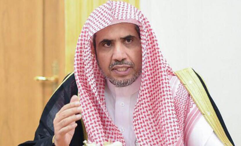 Sekretaris Jenderal Liga Dunia Muslim Mohammed al-Issa.