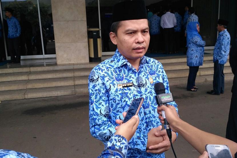 Sekretaris Jenderal Majelis Permusyawaratan Rakyat (MPR) Ma'ruf Cahyono.