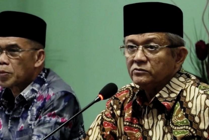 Sekretaris Jenderal Majelis Ulama Indonesia (MUI) Anwar Abbas