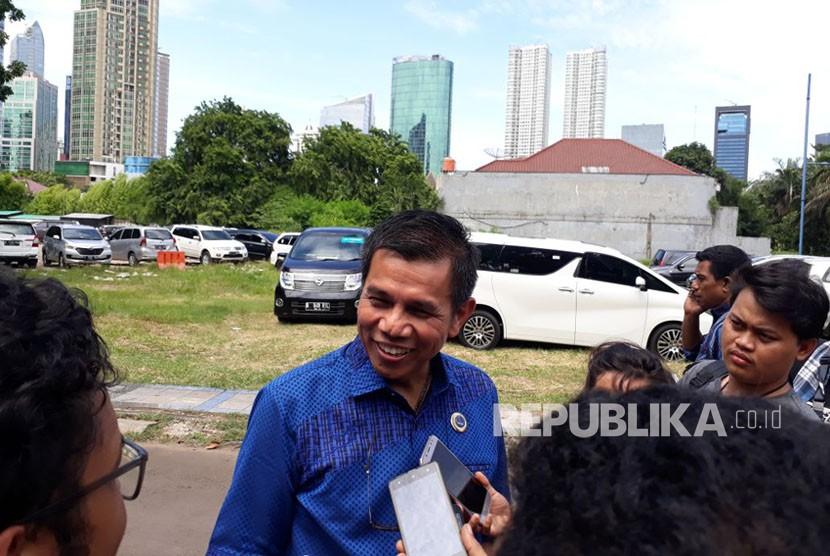 Sekretaris Jenderal Partai Demokrat Hinca Pandjaitan.
