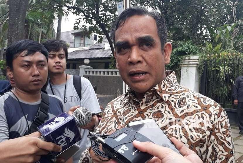 Sekretaris Jenderal Partai Gerindra Ahmad Muzani