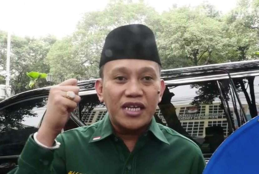 Sekretaris Jenderal Partai Kebangkitan Bangsa (PKB), Abdul Kadir Karding