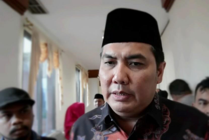 Sekretaris Jenderal PBNU Helmy Faishal Zaini