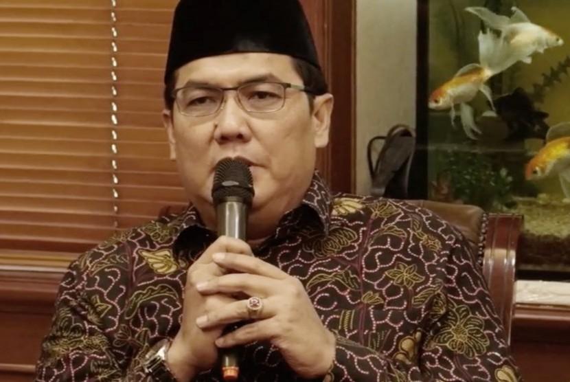 Sekretaris Jenderal PBNU, Helmy Faishal Zaini