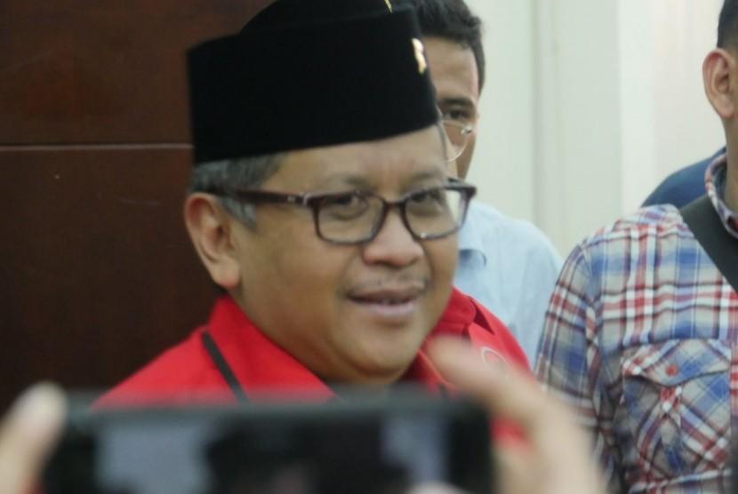 Sekretaris Jenderal PDIP Hasto Kristiyanto.