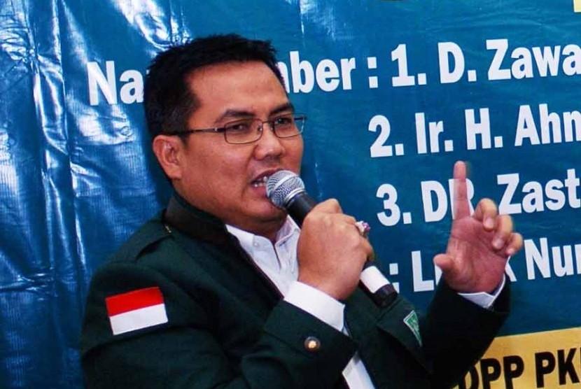 Sekretaris Jenderal Pengurus Besar Nahdatul Ulama (PBNU) Ahmad Helmy Faishal Zaini.