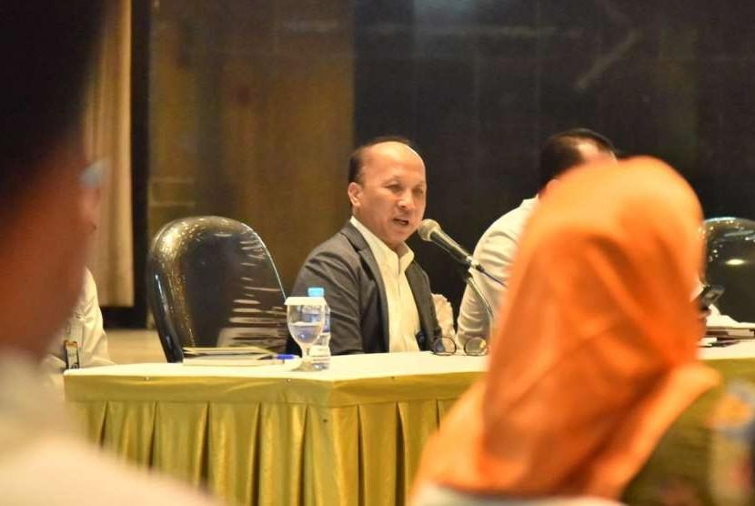 Sekretaris Jendral Kemendes PDTT Anwar Sanusi.