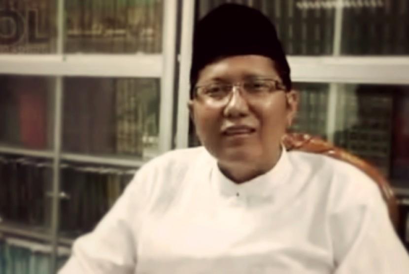 Sekretaris Komisi Pengkajian dan Penelitian Majelis Ulama Indonesia (MUI) Cholil Nafis
