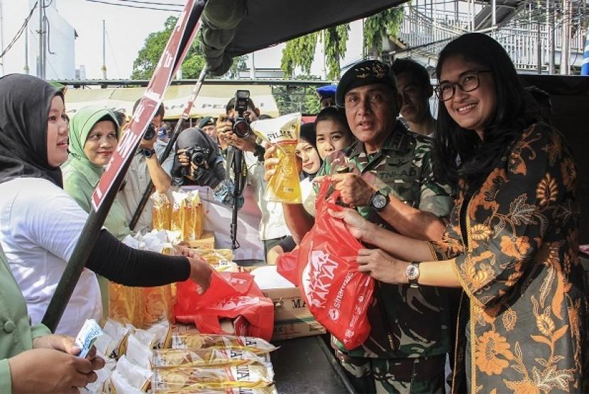 Semarakkan Hari Jadi Jakarta Sinar Mas Gelar Bazar Rakyat di Sembilan Lokasi