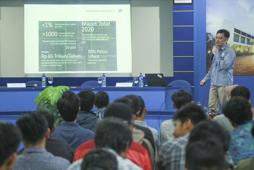 Seminar pakar yang digelar Fakultas Teknik (FT) Unissula.