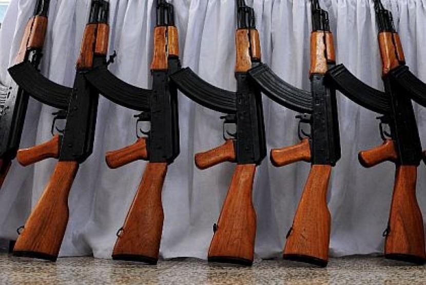 Senapan AK 47
