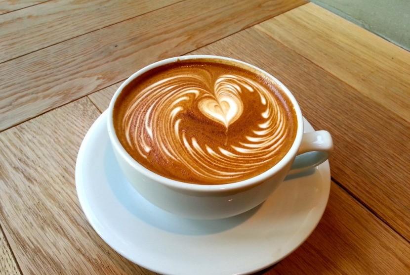 Menjajal Art Coffee dari Dapur Rumah | Republika Online