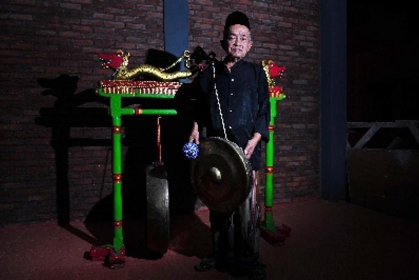 Seniman Gong Si Bolong, Buang Jayadi.