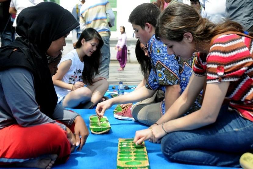 Permainan Tradisional Redam Sifat Hiperaktif Anak Republika Online