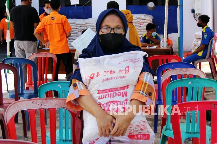 Lurah/Kades di Klaten Keluhkan Data Penerima Bansos Semrawut (ilustrasi penerima bansos).
