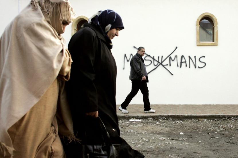 Muslim Prancis Khawatirkan RUU Separatisme Islam | Republika Online