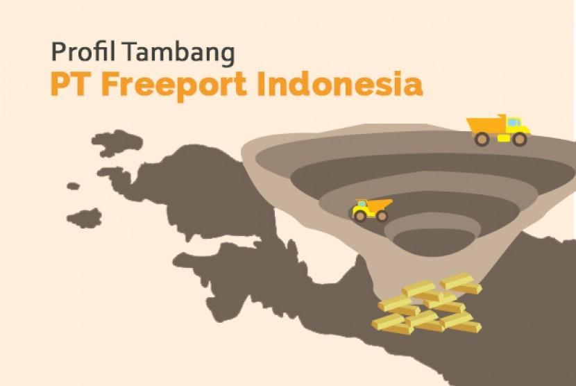 Sepak Terjang PT Freeport Indonesia.