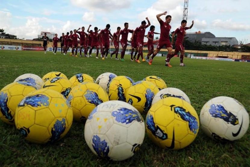 Sepakbola (ilustrasi)