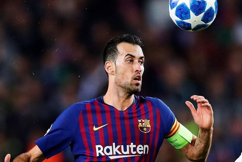 Gelandang Barcelona, Sergio Busquets, menyebut timnya telah kehilangan peluang merebut gelar juara La Liga Spanyol musim ini.