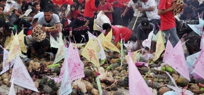 Apa Hukumnya Memakan Makanan Sesajian Ritual Republika Online