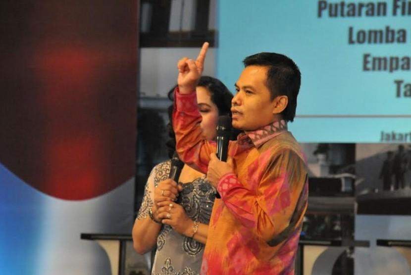Sesjen MPR Maruf Cahyono