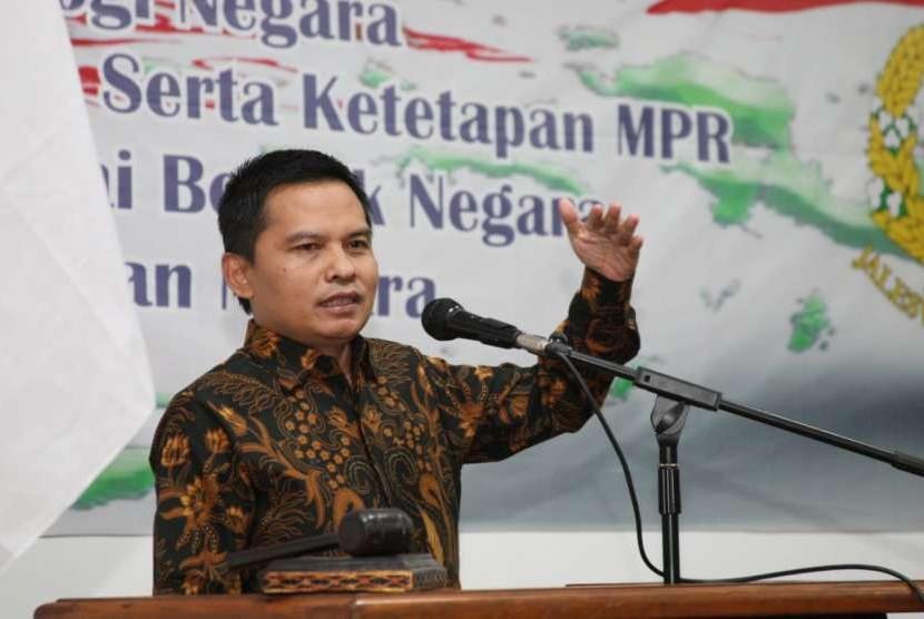 Sesjen MPR Maruf Cahyono.
