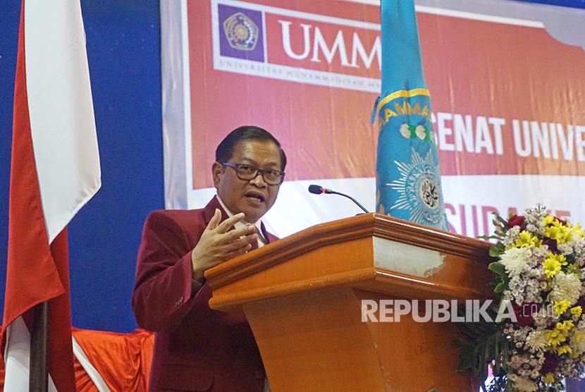 Sekretaris Kabinet Pramono Anung.