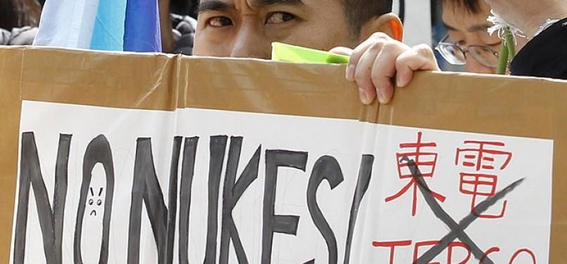 Setelah krisis nuklir Fukushima, opini penolakan penggunaan energi nuklir di Jepang kian berkembang