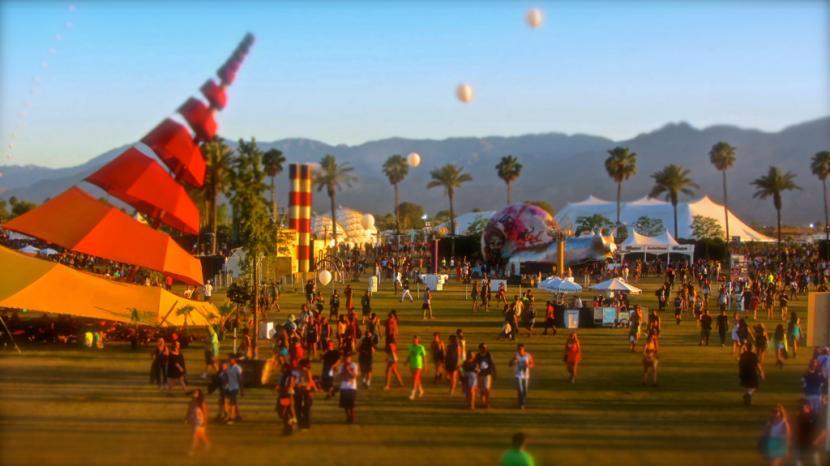 Festival Musik Coachella 2020 Batal Digelar Republika Online