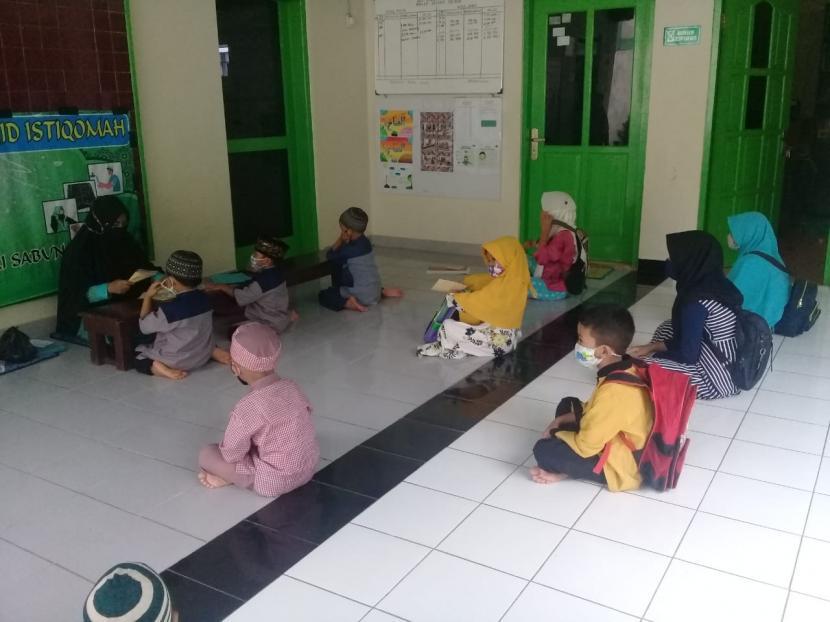 Anggota DPRD Kudus Sayangkan Satpol PP Tertibkan TPQ (ilustrasi).