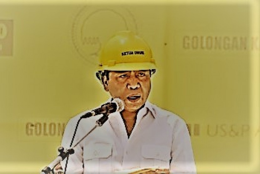 Setya Novanto, Ketua Umum Partai Golkar.