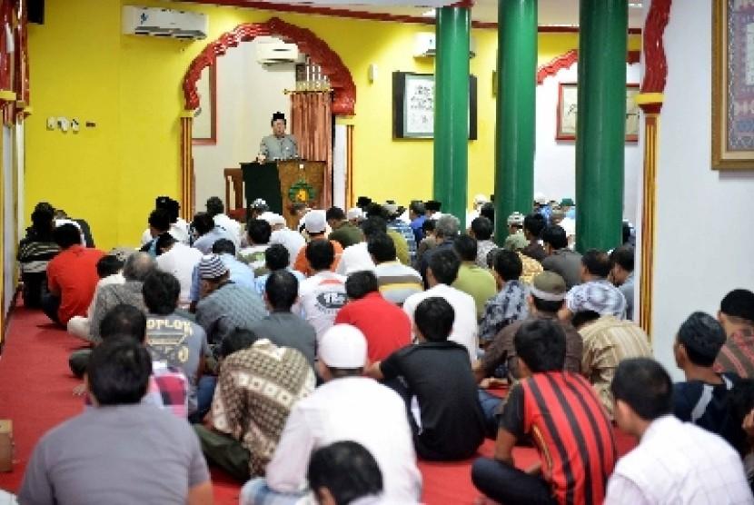 Apakah Musafir Wajib Shalat Jumat 1 Republika Online
