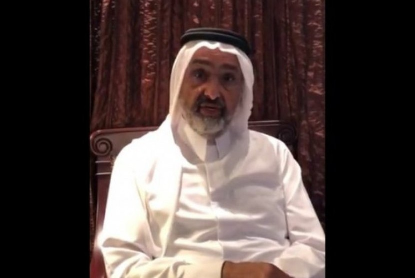Sheikh Abdullah Ali Al Thani dari Qatar
