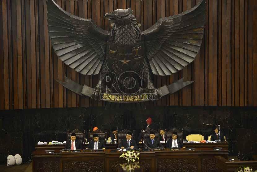 Sidang Majelis Permusyawaratan Rakyat/MPR (ilustrasi)