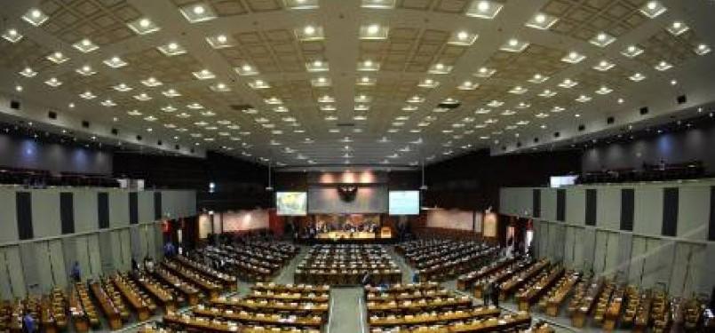 Sidang Paripurna DPR (ilustrasi)