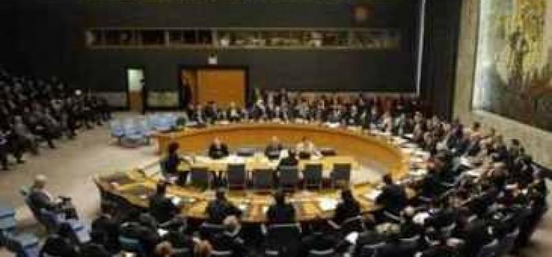 Sidang umum PBB (Ilustrasi)
